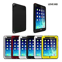 Love Mei® Waterproof Shockproof Aluminum Gorilla Metal Case for Apple iPad mini 2(Assorted Color)