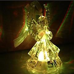 Coway Acrylic Praying Angels Colorful LED Nightlight
