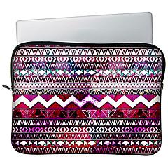"""huado® 13 """"15""""h65885 보헤미안 부족 스트라이프 패턴 노트북 슬리브 케이스"""