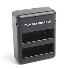 YuanBoTong   Dual Digital Video Camera Charger for Gopro AHDBT-401 Battery