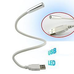 USB 인터페이스 컴퓨터 노트북 야간 굽힘 (색상 랜덤)