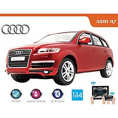 i-kontrola licencji bluetooth Audi Q7 dla iPhone, iPad i Android is630