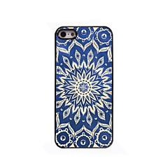 Blue Lotus Design Aluminium Hard Case for iPhone 4/4S
