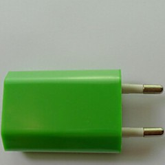 Mobile Phone Chargers Travel Charger (European Rules, Ul) for iPhone 3/4/5/6(Assorted Color)