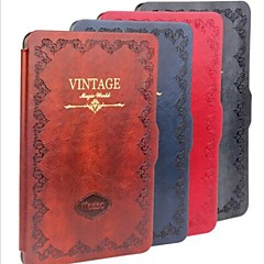 Vintage PU Leather Case for All Amazon Kindle First And Second Generation Ebook Cover Assorted Colour