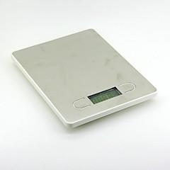 "5000gx1g 1.75 ""scherm digitale keukenweegschaal (2xAAA)"