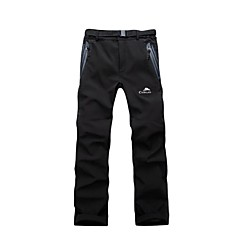 Cikrilan® Men Outdoor  Pants/Bottoms Thermal / Warm/Windproof/Waterproof/Rain-Proof/High Breathability Winter/Autumn/Spring Camping & Hiking