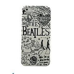 cas dur de modèle beatles pour iPhone 5 / 5S