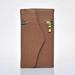 corsair plånbok PU läder hela kroppen fodral med ställ för Samsung Galaxy S3 i9300 (blandade färger)