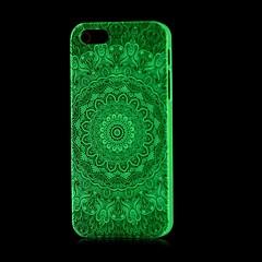 Aztec kuvio loistaa pimeässä kova suojakotelo iPhone 4 / 4S