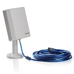 jman antenne longue distance usb wifi intérieur / extérieur adaptateur Wi-Fi sans fil externe jusqu'à 3000m de distance taches chaudes