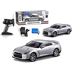 MJX toys Electric Remote control car VED 1:14 GT-R R35 rc car large drift radio control RC sports car Inc.Battery