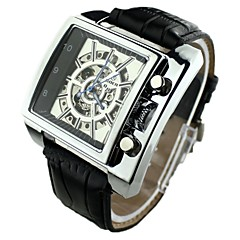 Men's Watch Mechanical Semi-Automatic Self-Winding Hollow Engraving