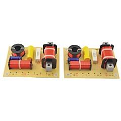 ol-3b 180w hifi maneira 3 filtros de crossover para divisor de sistema de alto-falante 3 freqüência de áudio (2pcs)