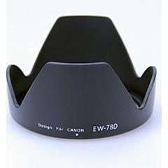 72mm len vidéo pour Canon 18-200 / 28-200 mm len