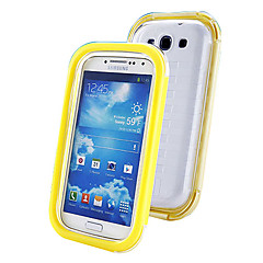 10M Waterproof Diving Case for Samsung S3/S4(Yellow)