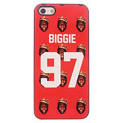 Biggie Design Aluminium Hard Case for iPhone 5/5S