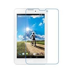 """alto protector de pantalla transparente para Iconia Tab acer 7 a1-713 7 """"película protectora de la tableta"""