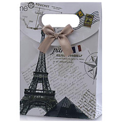 Lureme®Eiffel Tower Pattern Gift Paper Box