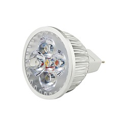 4W GX5.3 LED Spotlight 5 280 lm Warm White Decorative DC 12 V