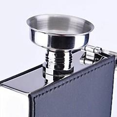 RVS mini trechter voor fles