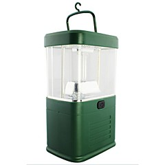 Outdoor Portable 15 Led Bivouac Light Square Shaped Table Tent Lamp The Small Latern For Camping Hiking Wholesale Freesh