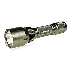 Delipow DLP-613A 5-Mode LED Flashlight (225LM,1x18650,Copper)