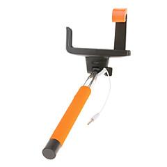 touche de volume pod câble Selfie avec rainure anti-rotation