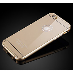 DF Metal Arc with ABS Back Case for iPhone 6s 6 Plus