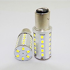 1157 3W 36x2835SMD 250-300LM White Light LED Bulb for Car (DC 12V,2pcs)