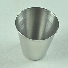 2 ounce rustfrit stål multi-funktion cup