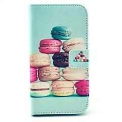 Hamburger Muster Ganzkörper-Fall für Samsung-Galaxie i9500 s4
