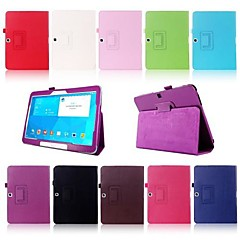 slimme folio pu lederen staan ​​case cover voor Samsung Galaxy Tab 10.1 4 inch T530 T531 tablet