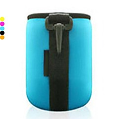dengpin neopren myk indre beskyttende kameralinsen bag tilfelle veske for sony qx100 dsc-qx100 (assorterte farger)