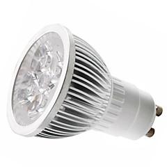 3W GU10 Focos LED MR16 1 LED de Alta Potencia 200-250 lm Blanco Cálido / Blanco Fresco AC 85-265 V