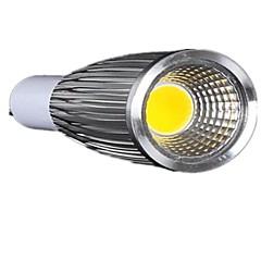 9W GU10 LED Spotlight MR16 1 COB 700-750 lm Cool White AC 85-265 V