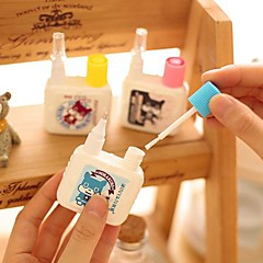 Dual-Use Cartoon Correction Fluid(Random Color)