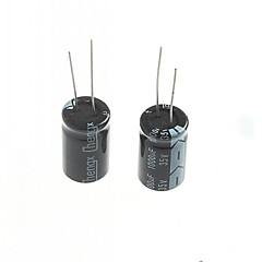 Electrolytic Capacitor  1000UF 35V (5pcs)