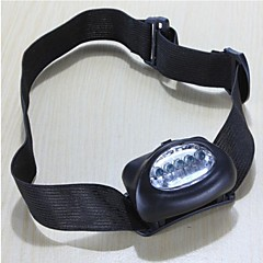 Belysning Pannlampor LED Lumen Läge - AAA Vattentät Nödsituation Liten storlekCamping/Vandring/Grottkrypning Vardagsanvändning Cykling