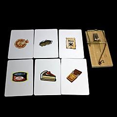 sihirli sahne - kart mousetrap arıyor