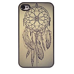 Dream Catcher Design Aluminum Case for iPhone 4/4S