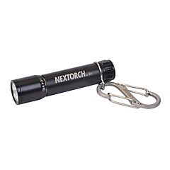 Nextorch K1 Single-Mode 1x Cree Q4 LED Flashlight(40LM, 1xAAA, Assorted Colors)