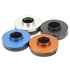 lentille de 52mm adaptateur + filtre UV + bouchon d'objectif