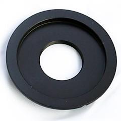 C Mount Lens for Canon EOS EF 6D 7D 10D 20D 5D3 650D 700D 1000D 40D 50D 60D adapter