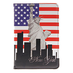 kinston estatua giratoria del caso la libertad para ipad Mini 3, Mini iPad 2, iPad mini