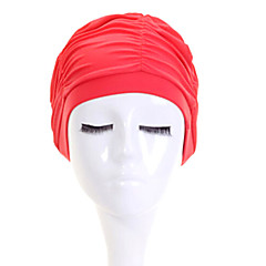 Sanqi Unisex Fashional Waterproof Ear Protection Wearable Swimming Cap