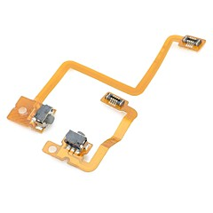 Replacement L + R Micro Switch Ribbon Cable Module for Nintendo 3DS