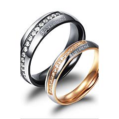 Кольца для пар ( Позолота ) - Свадьба/Для вечеринок/Повседневные/Спорт