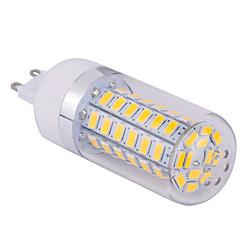 15W G9 LED-kolbepærer T 60 SMD 5730 1500 lm Varm hvid Kold hvid Vekselstrøm 85-265 V 1 stk.