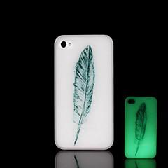 iPhone 5/아이폰 5S - 뒷면 커버 - 스페셜 디자인/야광 플라스틱 )